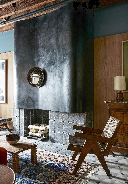 Industriel Table Basse Palette neal beckstedt studio's kips bay 2017 visionmarianne