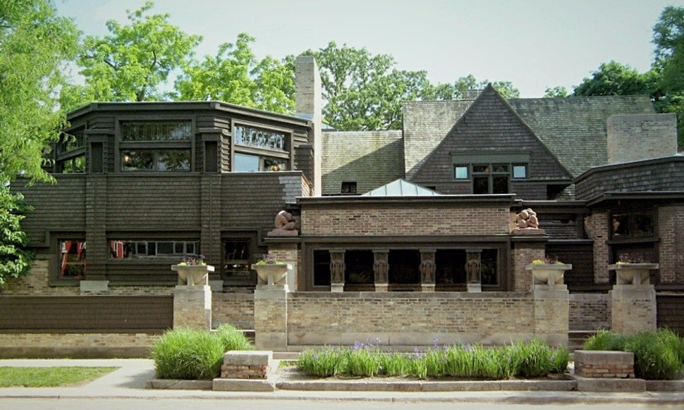 Top 16 frank lloyd wright houses you can tour for Frank lloyd wright houses