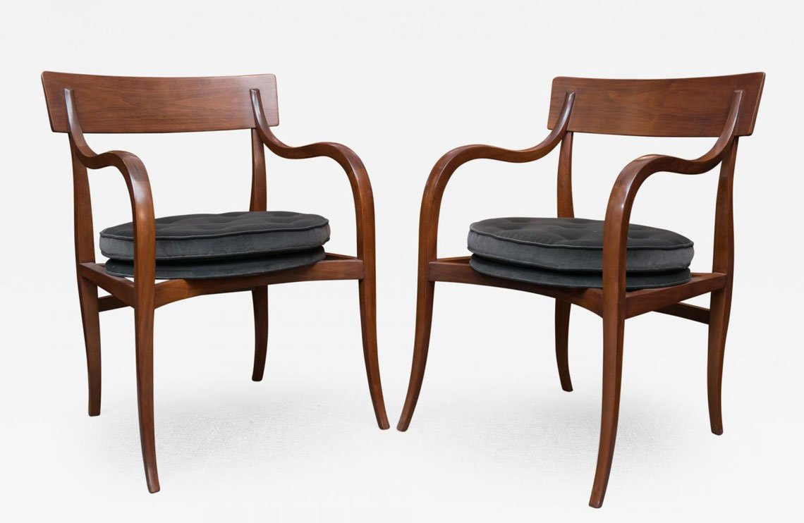 Mid Century Modern Design Masters Edward Wormley Incollect