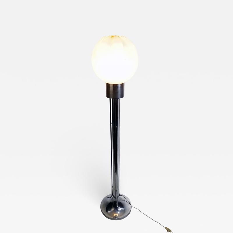 A V Mazzega Wonderful A V Mazzega Glass Floor Lamp Italy 1970s