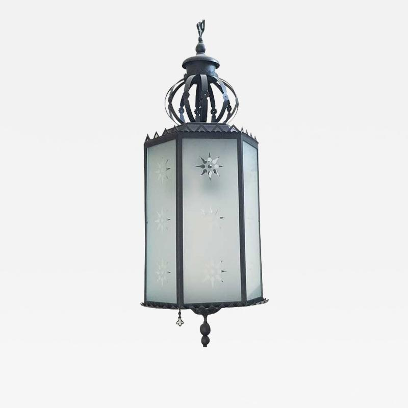 ADG Lighting 90506 ADG Lighting Spanish Revival Cove Lantern
