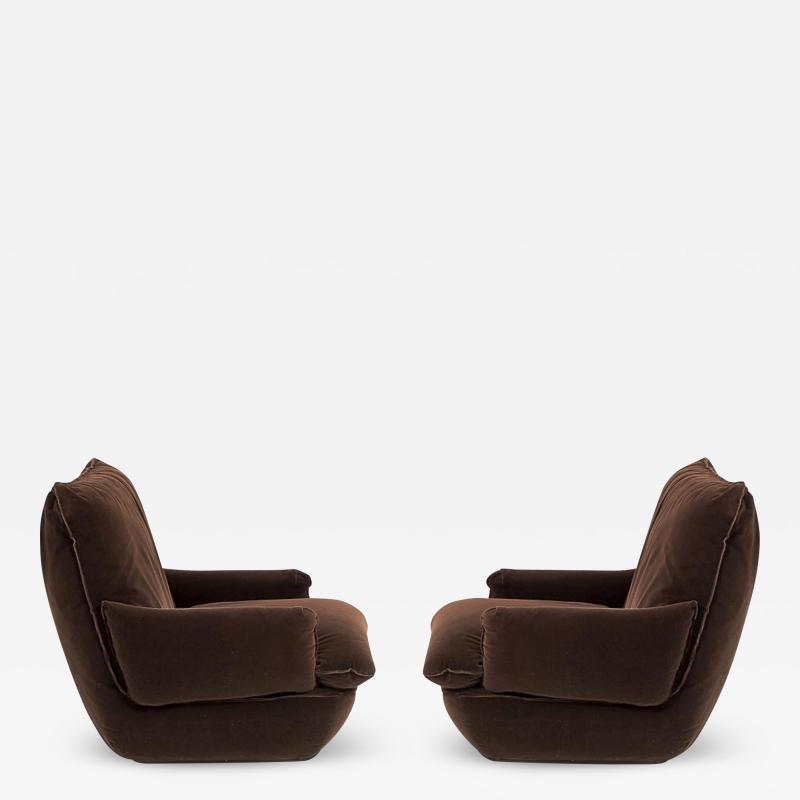 Airborne International Pair of Michael Ducaroy for Airborne Chairs