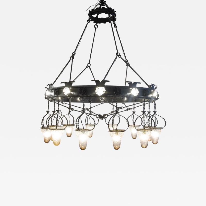 Alessandro Mazzucotelli Alessandro Mazzucotelli chandelier