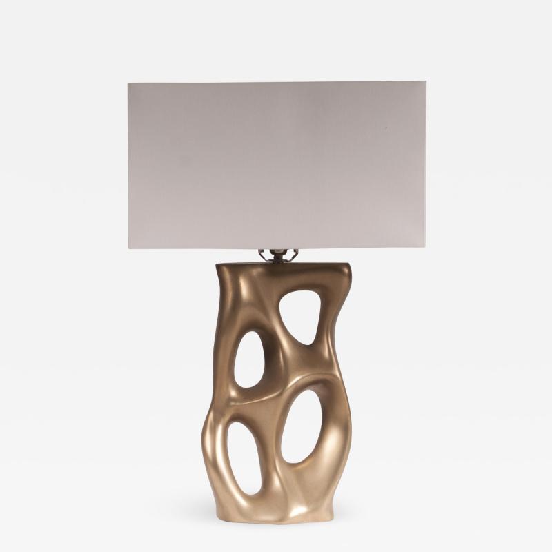 Amorph Amorph Loop Table Lamp Gold
