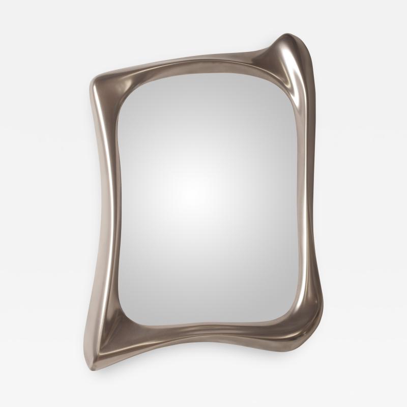 Amorph Amorph Narcissus mirror frame Nickel Finish