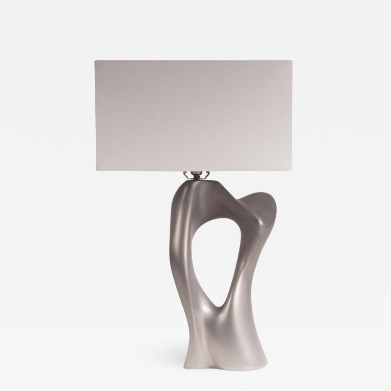 Amorph Amorph Vesta Table Lamp Stainless Steel Finish