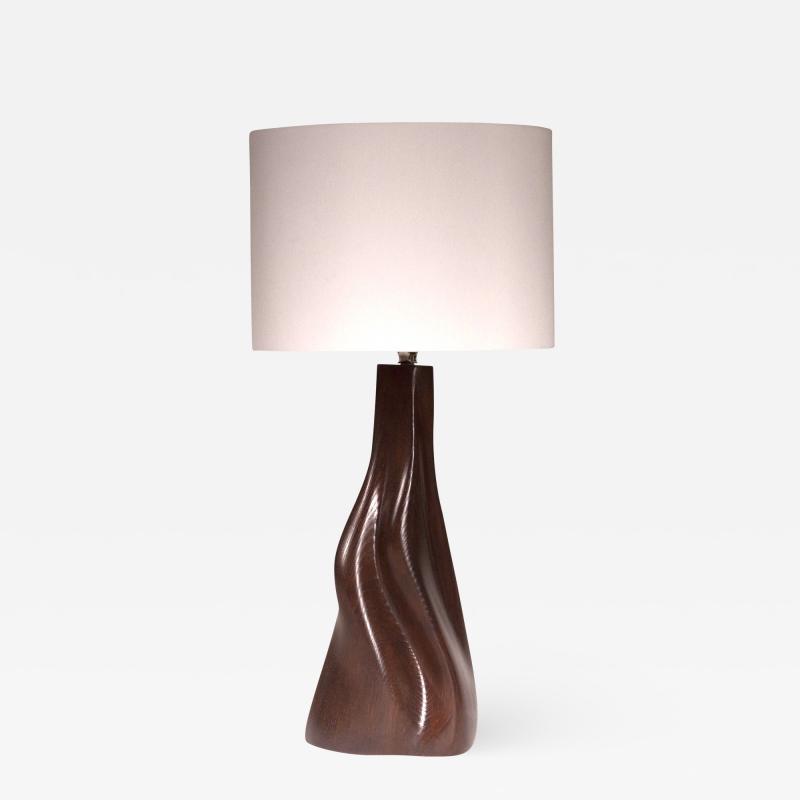 Amorph Nectar Table Lamp Dark Brown