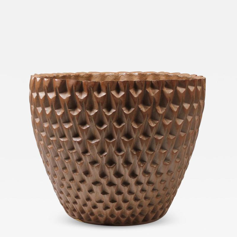 Architectural Pottery David Cressey Pro Artisan Series Unglazed Phoenix Planter Architectural Pottery