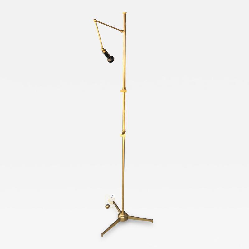 Arredoluce Arredoluce Easel with Lamp by Angelo Lelli