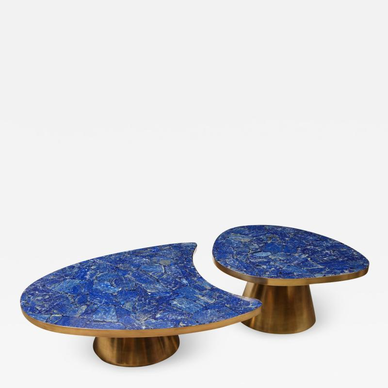 Arriau 2 pc Nest of Tables by Arriau