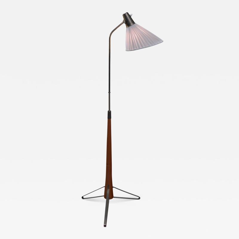 Asea Hans Bergstrom floor lamp for ASEA