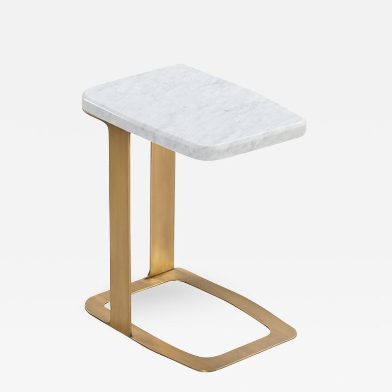 Atelier Purcell Tuya Marble Drink Table