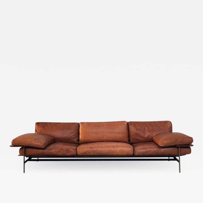 B B Italia Sofa Diesis by Antonio Citterio for B B Italia 1979
