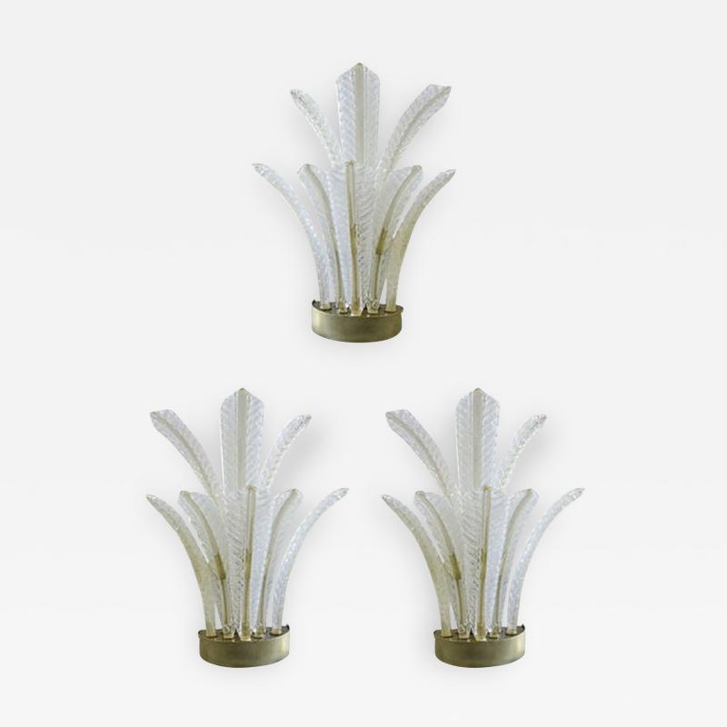 Barovier Toso Fabulous Barovier Toso Wall Sconces