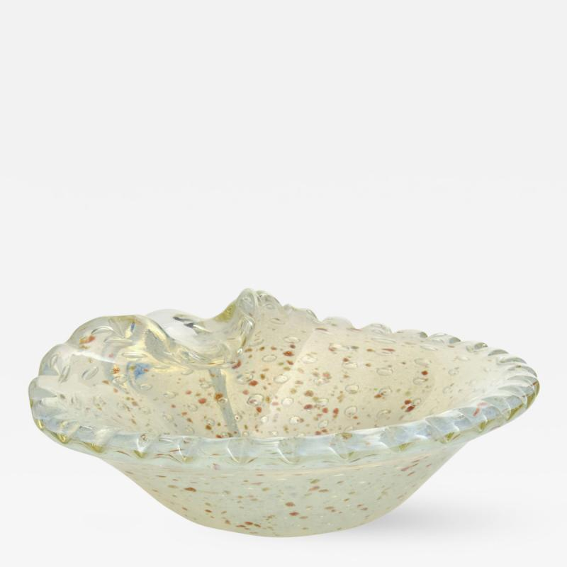 Barovier Toso Murano Bowl Attributed to Barovier Toso