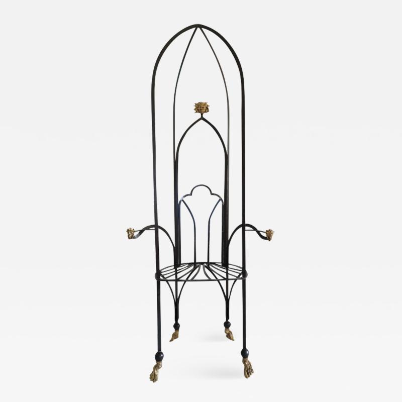 Bella Hunt DDC FAUST Sculptural armchair