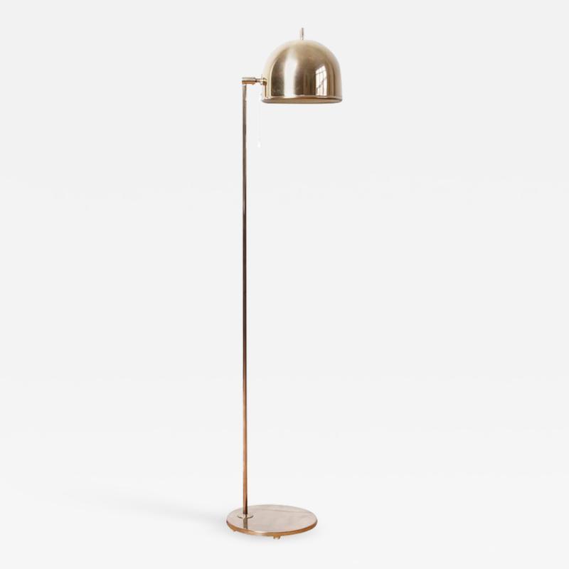 Bergboms Bergboms Brass Domed Floor Lamp