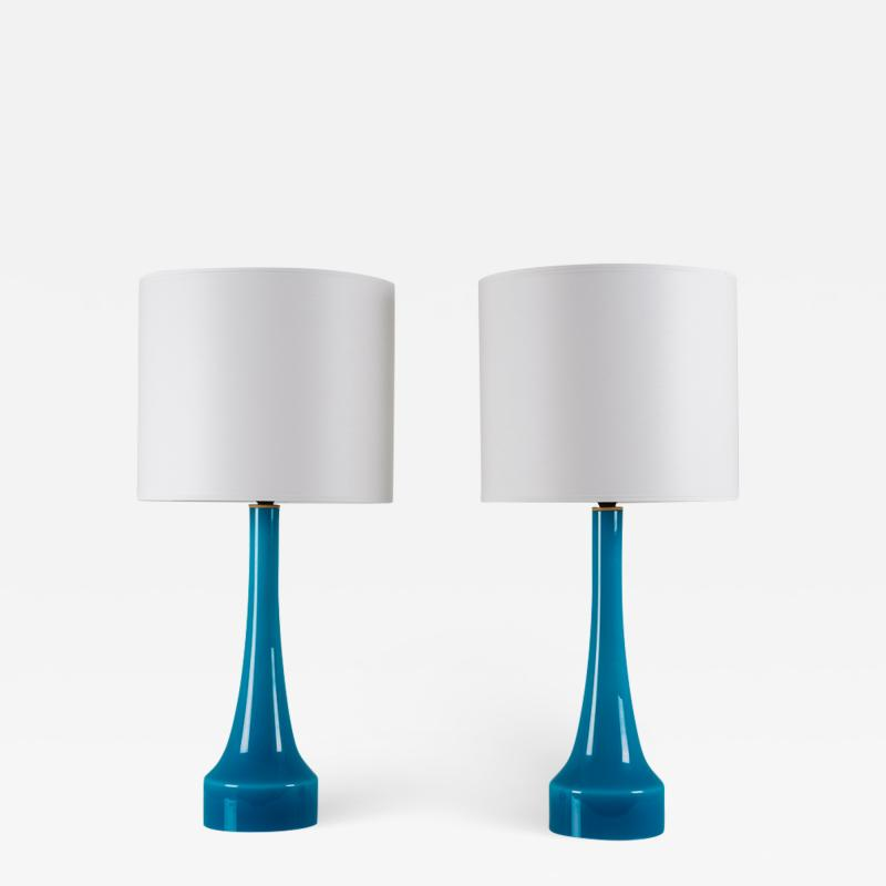 Bergboms Pair Of Scandinavian Midcentury Table Lamps By Bergboms