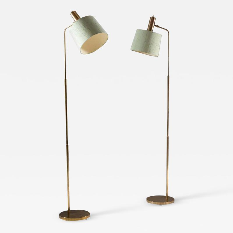 Bergboms Scandinavian Midcentury Floor Lamps Model G 03 by Bergboms Sweden