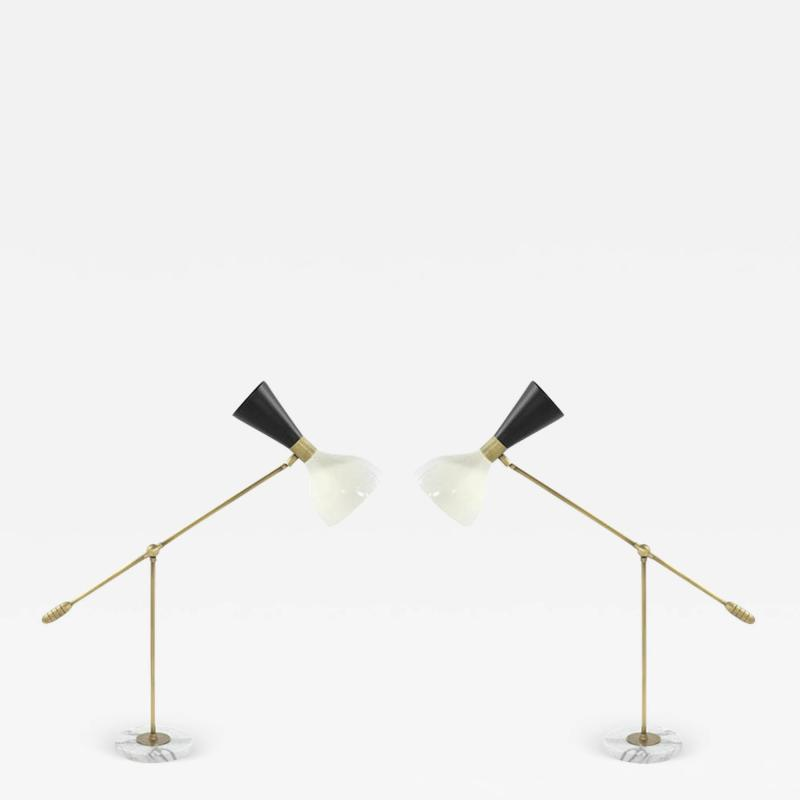 Blueprint Lighting Ludo Table Lamps