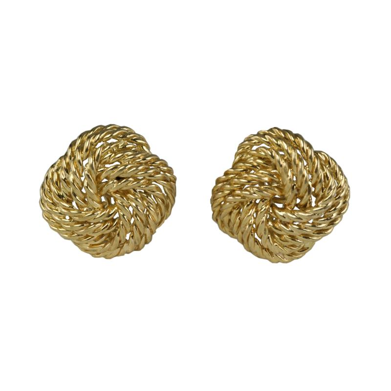 Boucheron Boucheron Paris Gold Earrings