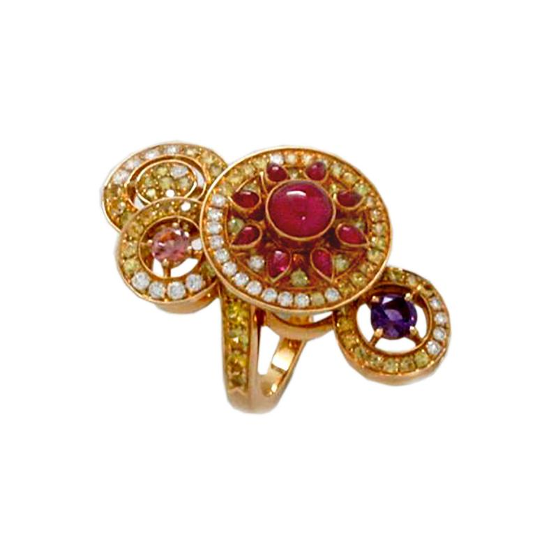 Boucheron Boucheron Paris Sheherazade Ring