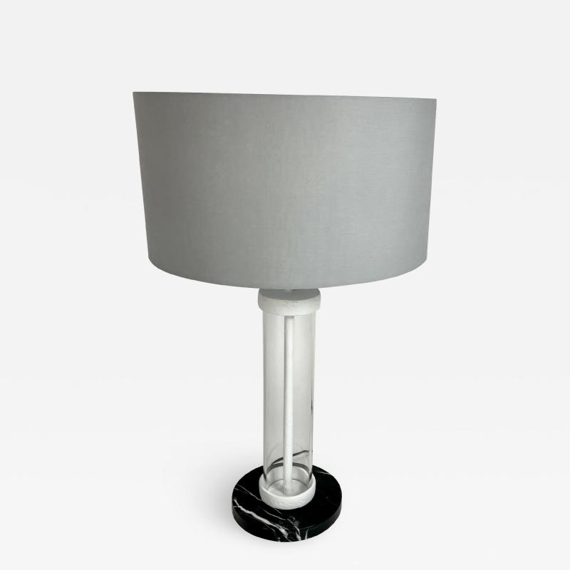 Bourgeois Boheme Atelier One of a Kind Glass Table Lamp