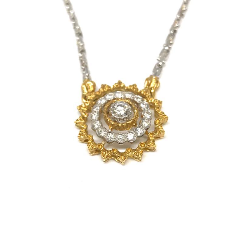 Buccellati Buccellati Andromeda Design Pendant Necklace