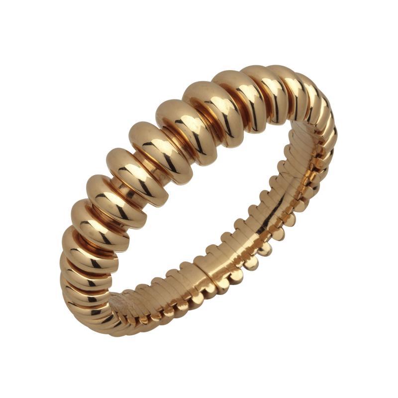 Bvlgari Bulgari BULGARI Celtica 18 KT Yellow gold Bracelet