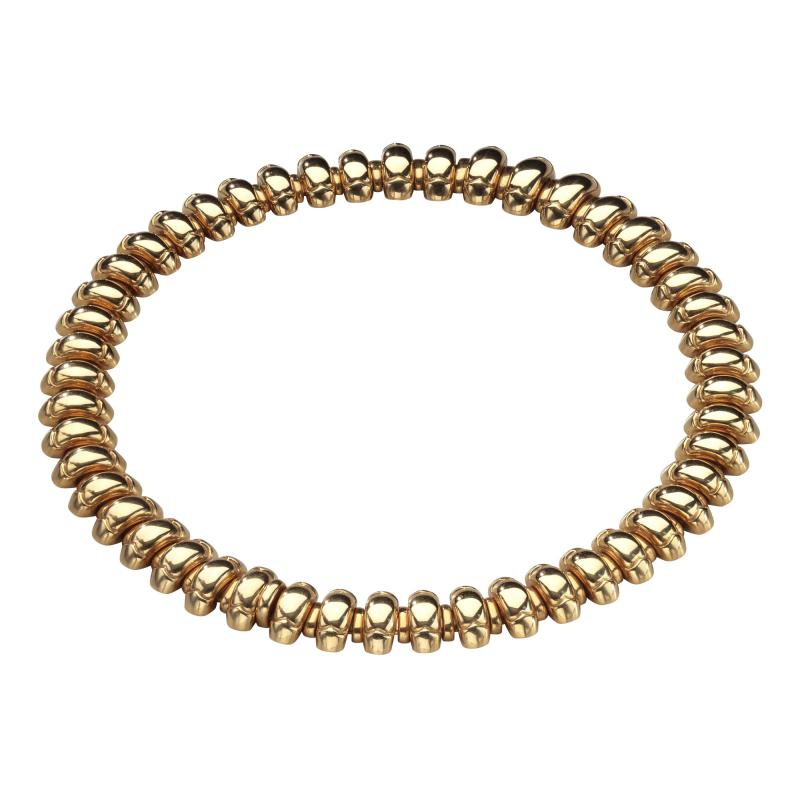 Bvlgari Bulgari Bulgari 18kt Yellow Gold Necklace
