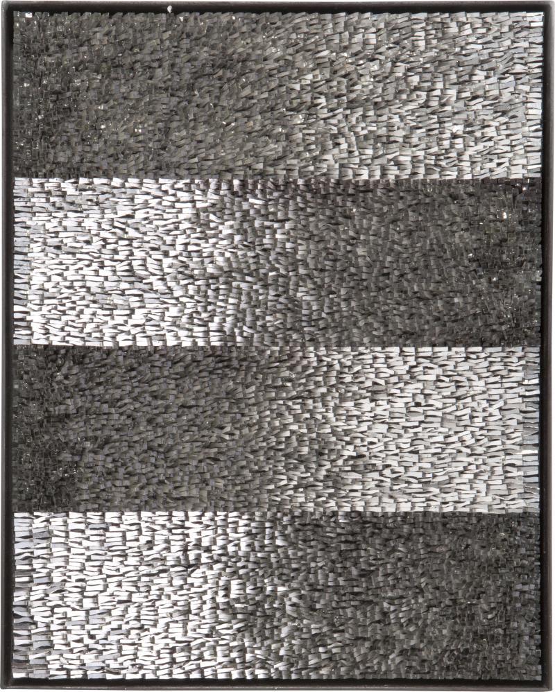 CaCO3 Movimento 122 Murano Glass Mosaic Wall Art by Italian Artist CaCO3