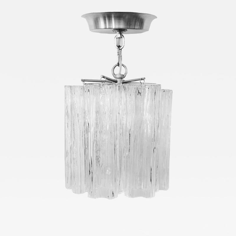 Camer Glass Petite Tronchi Glass Chandelier by Camer Glass