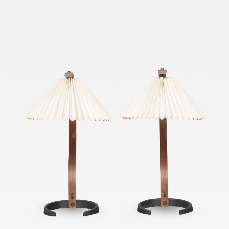 Caprani Light A S Mads Caprani Table Lamps Model 841