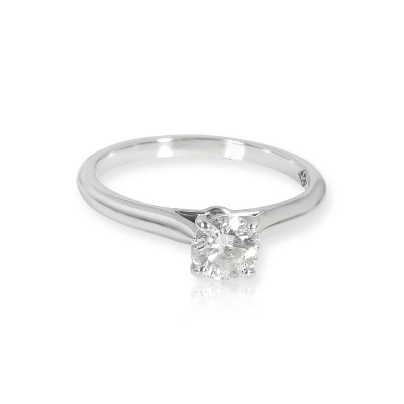 Cartier Cartier 1895 Diamond Solitaire Ring in Platinum 0 39 CTW