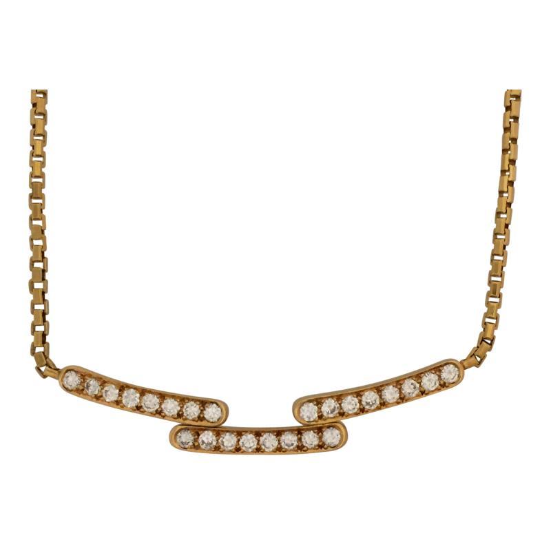 Cartier Cartier Diamond Necklace