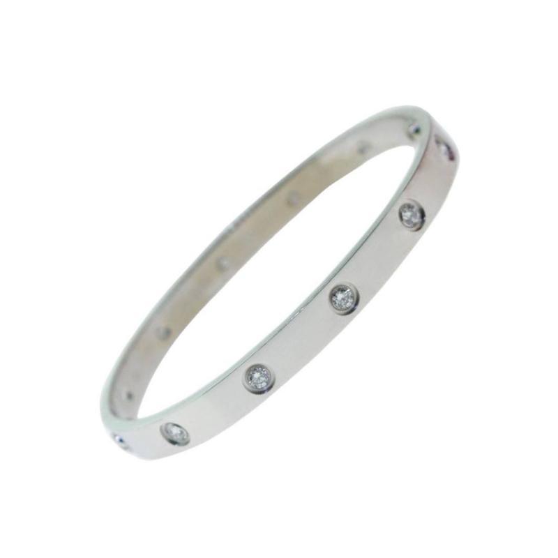 Cartier Cartier Love Bracelet with 10 Diamonds