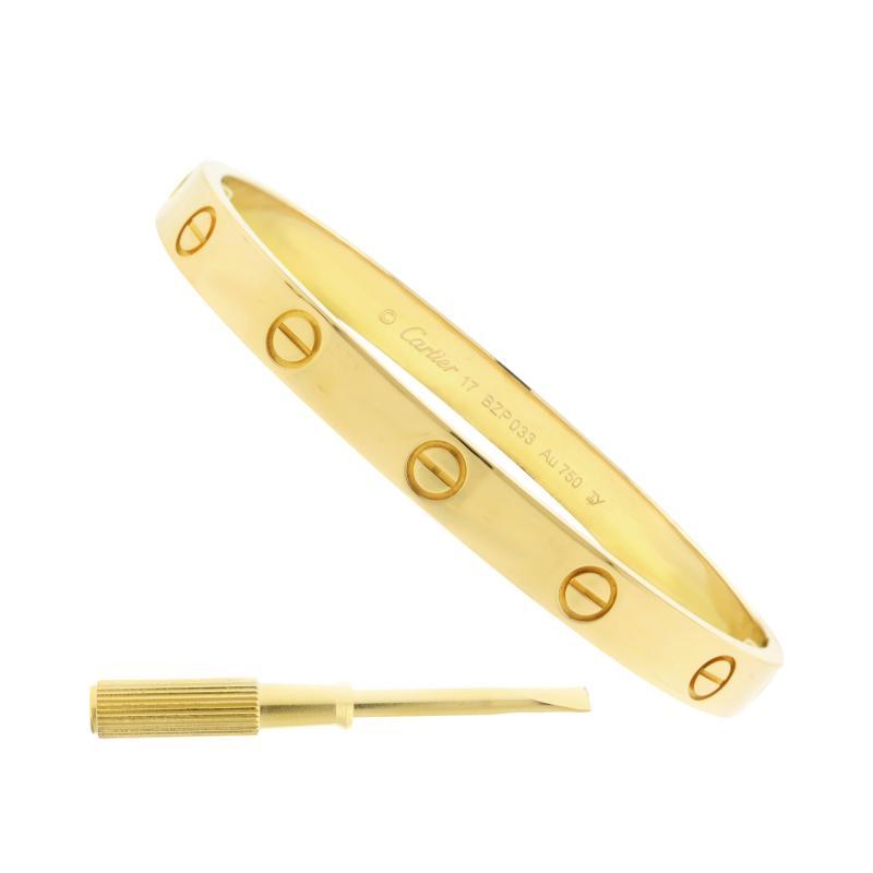 Cartier Cartier Love Gold Bracelet