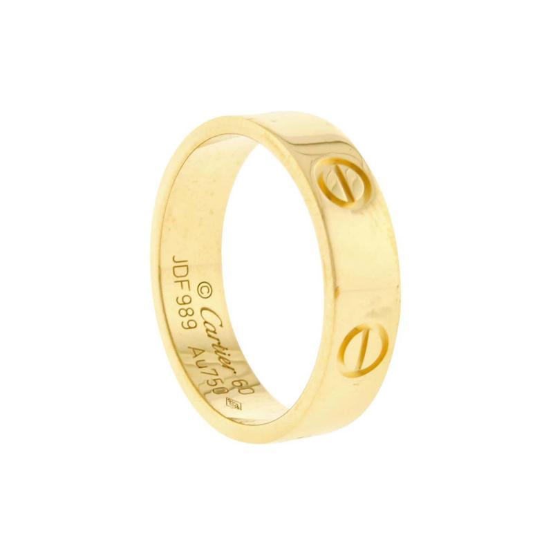 Cartier Cartier Love Ring