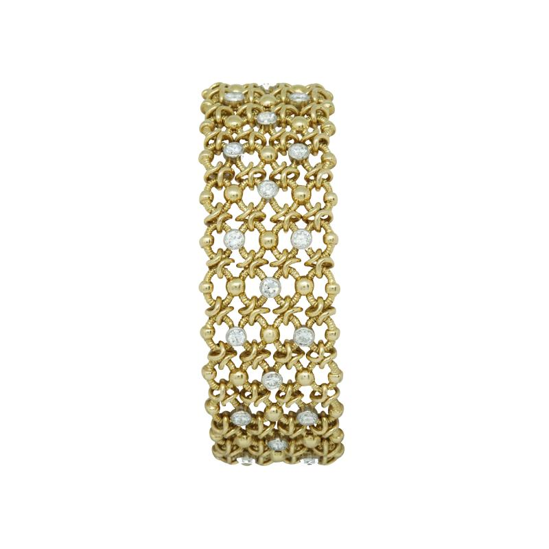 Cartier Cartier Paris Diamond Bracelet