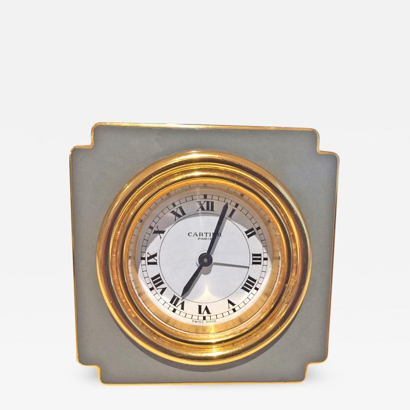 Cartier Cartier Table Alarm Clock