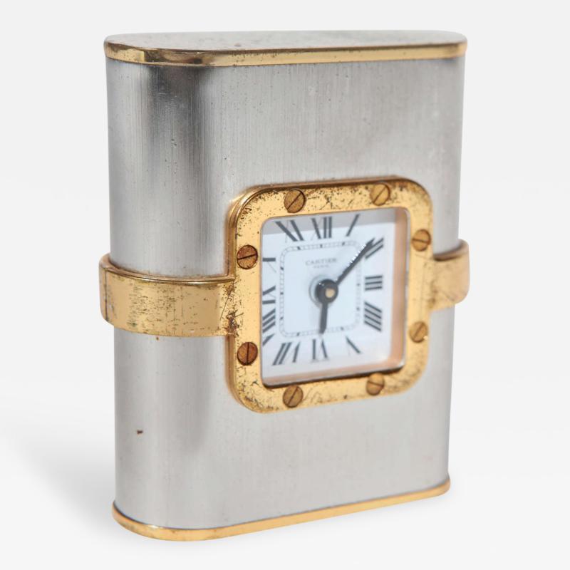 Cartier Vintage Cartier Clock
