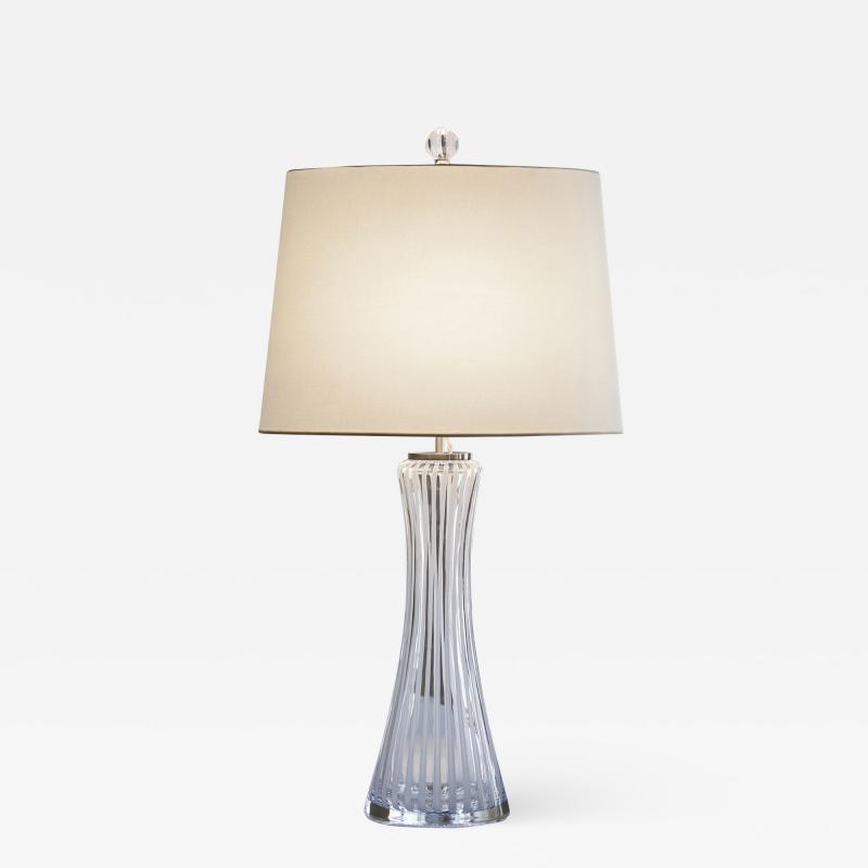 Cartwright New York Canna Candela Lamp Seguso Edition Grigio