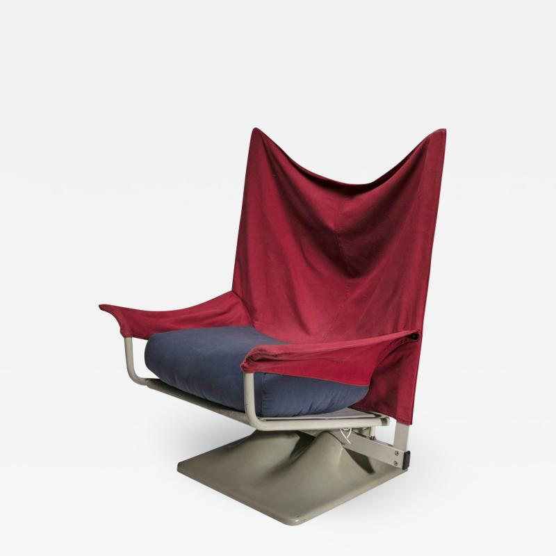 Cassina Aeo Lounge Chair by Archizoom for Cassina