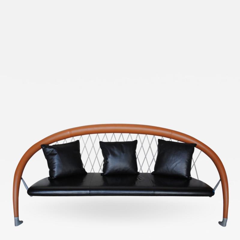Cassina Andrea Branxi MCM Italian sofa Axale