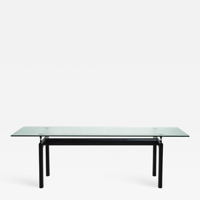 Cassina Le Corbusier Cassina LC6 Dining Table circa 1980 s