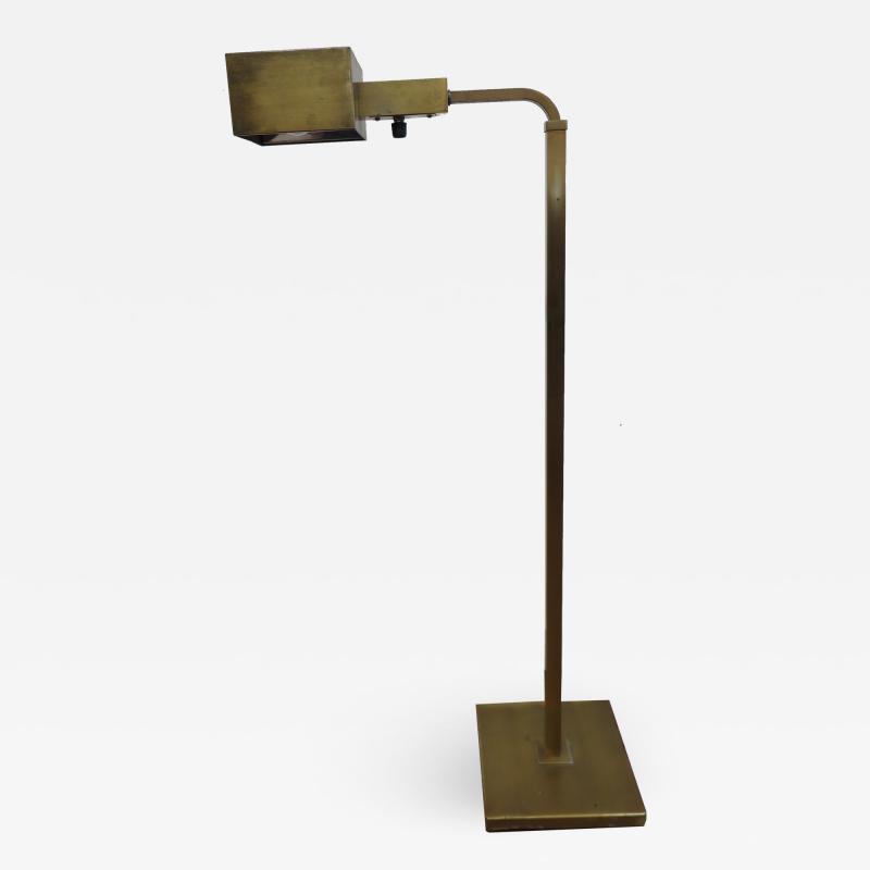 Chapman Mfg Co Chapman Brass Floor Lamp