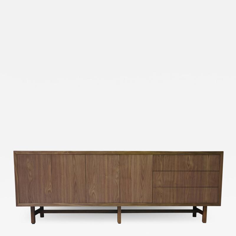 Costantini Design Custom Salvatore Contemporary Credenza in Argentine Rosewood from Costantini