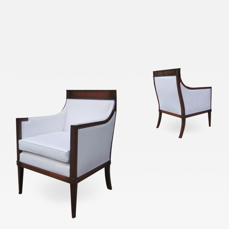 Costantini Design Directoire Style Lounge Armchair from Costantini