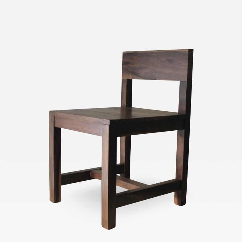 Costantini Design Modern Solid Argentine Rosewood Serrano Chair from Costantini