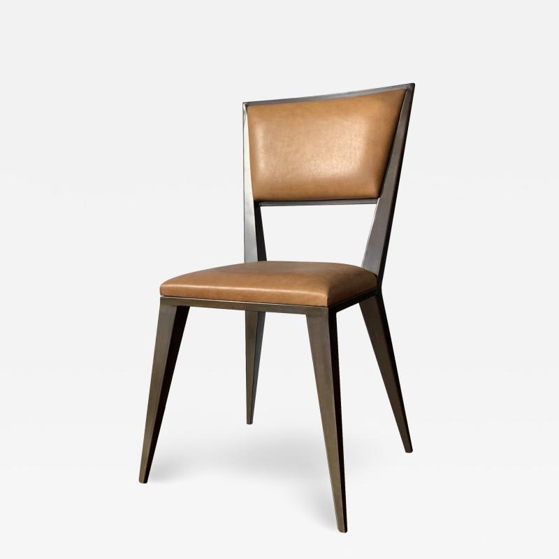 Costantini Design Rodelio Modern Metal Dining Chair from Costantini
